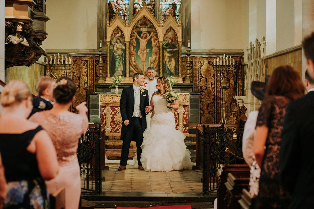 church wedding ceremony - rutland wedding - fun wedding - east midlands wedding planner - Leicestershire wedding planning - nottingham wedding planning - loughborough wedding planner