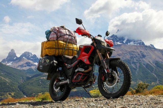 Nyaman Untuk Perjalanan Jauh, Berikut Rekomendasi Motor Touring Terbaik
