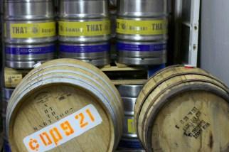 Barrels and Kegs of THAT Beer