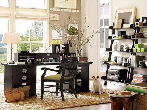 home office decorating ideas A Little Home Office Inspiration | That Career Girl