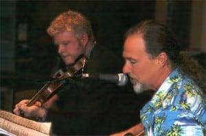 Ian Bland  & Greg Hunt - MelbFolkClub