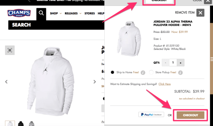 How to Design a Checkout Process That Generates High Conversion Rates