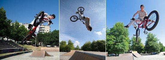 BMX Skate Park Gallery