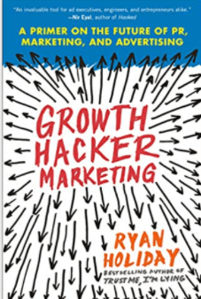 Best marketing books - Growth hacker marketing