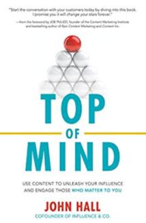 Best marketing books - top of mind