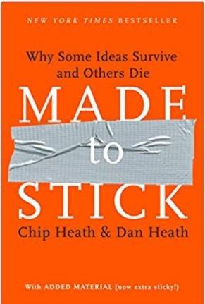 Best marketing books - Made to Stick