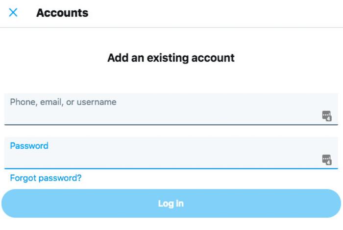 Merge Twitter Accounts Through Your Dashboard