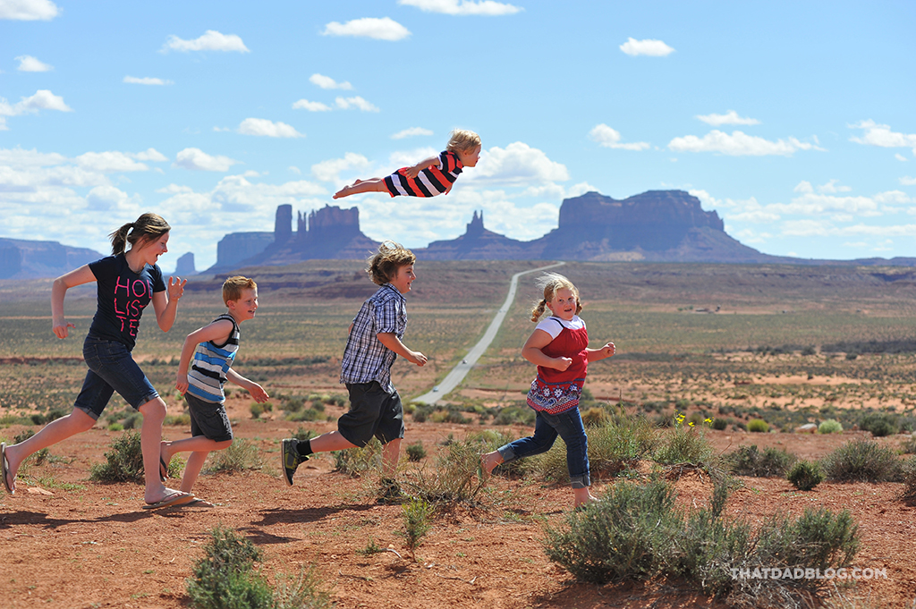 Wil Can Fly Monument Valley BLOG