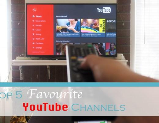 YouTube Top 5 2016