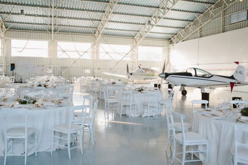 My Hangar Wedding