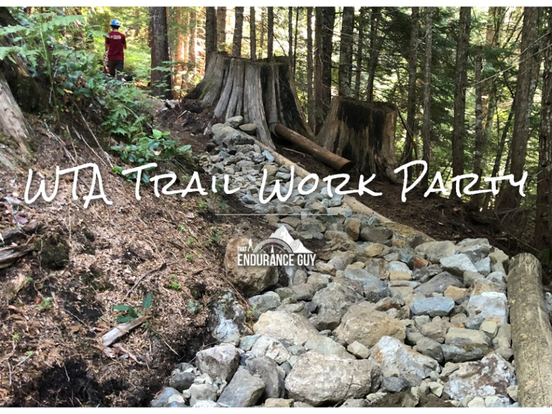 WTA Trail Work Party – The Perfect Way to Giveback