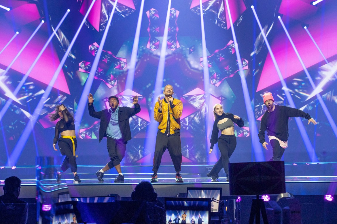 """🇨🇿 Benny Cristo: """"Eurovision helped me reconnect with my roots"""""""