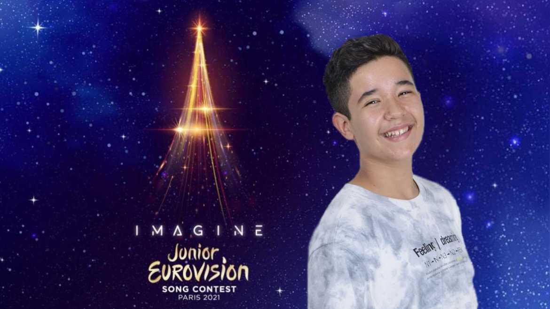 "🇪🇸 Levi Díaz's  Junior Eurovision 2021 entry ""Reír"" revealed"