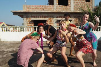 christmas whilst travelling how to have the best orphan christmas ever goa rooftop3