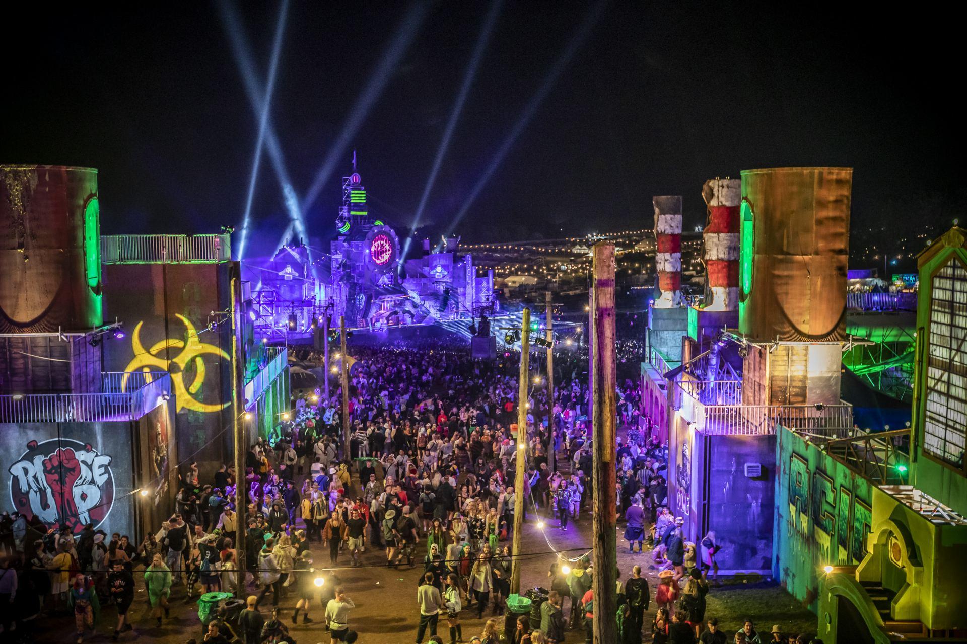 Boomtown Best Music Festivals in the World