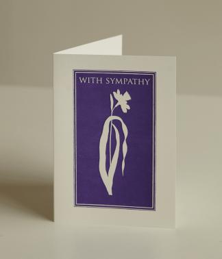 Archivist Letterpress Greeting Card