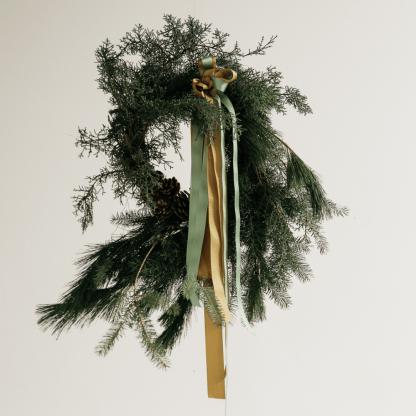 Very Pine Wreath