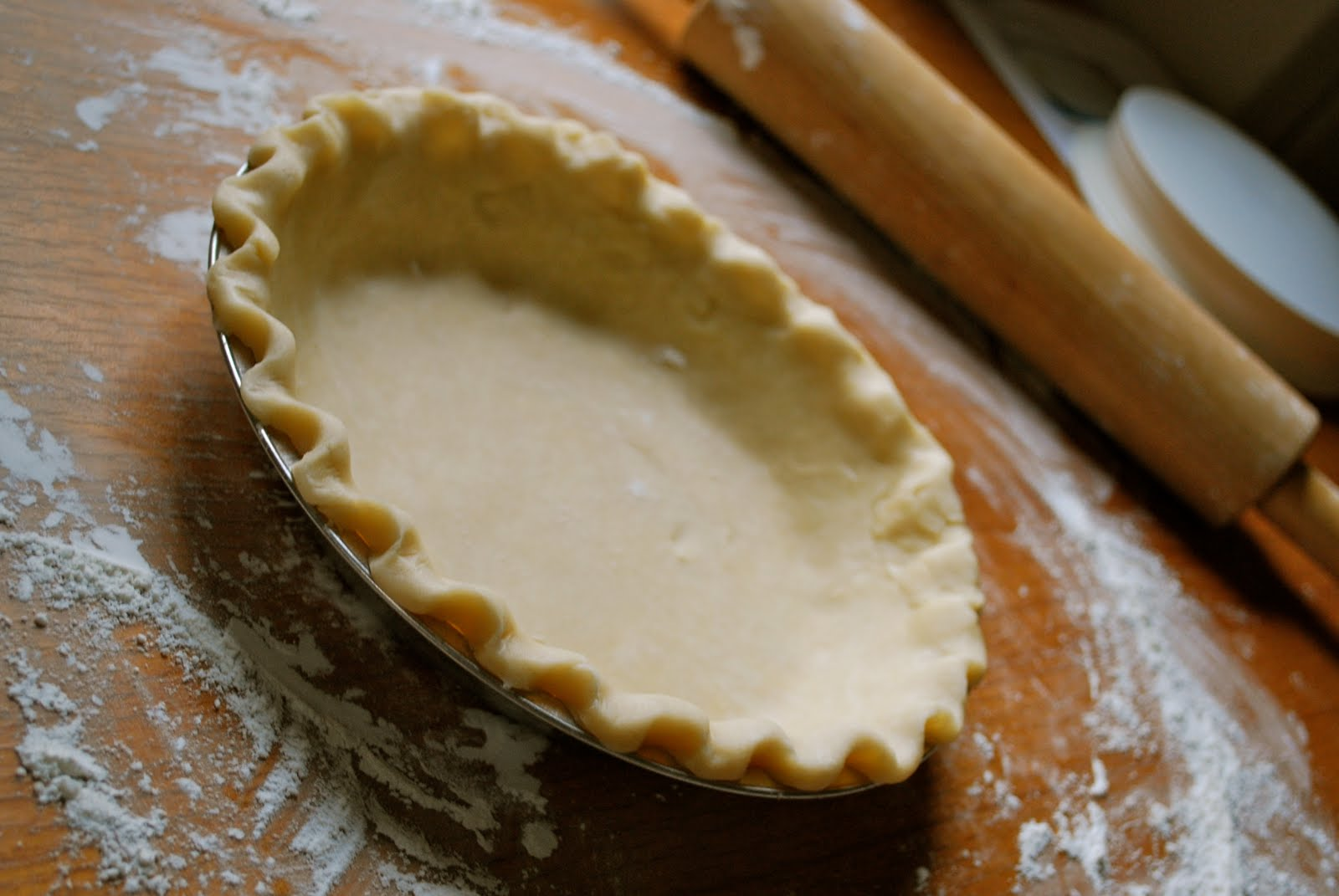 perfect pie crust recipes mdash dishmaps