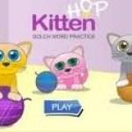 ABCya Kitten Hop Sight Words