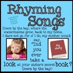 Rhyming Songs