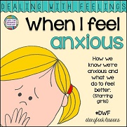 When I feel anxious (starring girls)