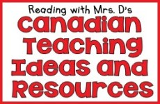 Canadian Teaching Ideas and Resources