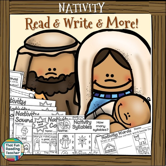 Nativity Read and Write and More!