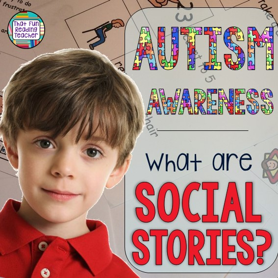 Autism Awareness - What are Social Stories?