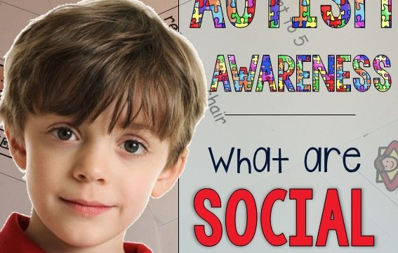 Autism Awareness - What are Social Stories? | That Fun Reading Teacher.com