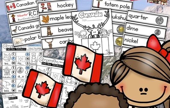 Canada literacy product updates!