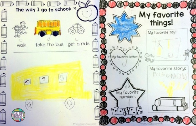 From All About Me (Super Special Me) by That Fun Reading Teacher $