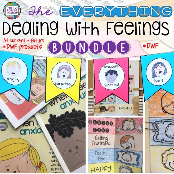 Dealing With Feelings everything bundle