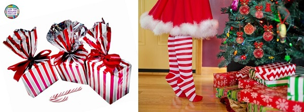Seize the teachable moments in the holiday season! Do you see any patterns?