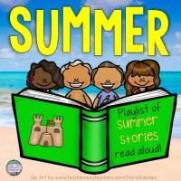 Summer Read-Aloud Stories