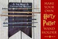 Harry Potter 4 Wand Display  medmind.co.uk