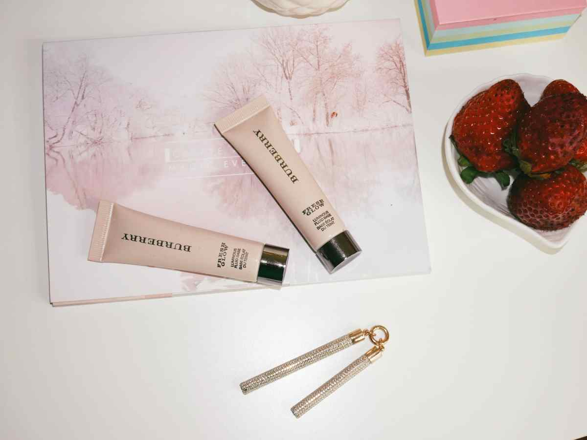 Burberry's Fresh Glow Luminous Fluid Base