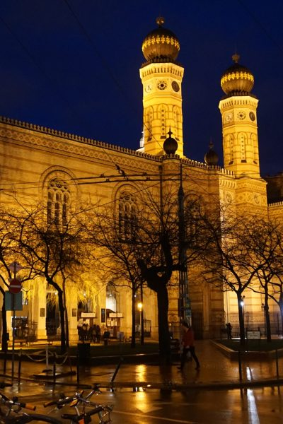 To Do in Budapest - Dohany Street Synagoge