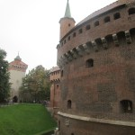 The Barbican (Krakow, Poland)