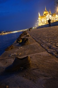 Shoes on the Danube (Budapest)