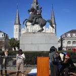 The Ultimate Guide to New Orleans - Jackson Square
