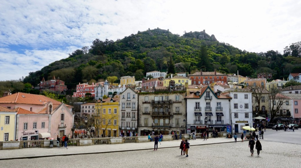 Old Town, Sintra, Portugal