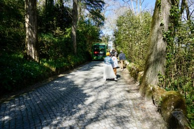 A day trip to Sintra, Portugal