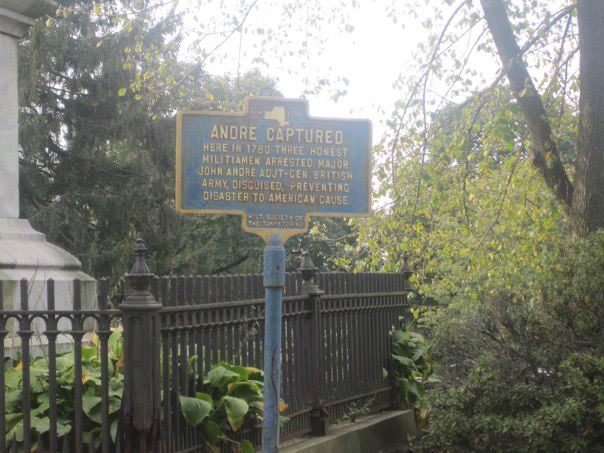 A Historical Site in Tarrytown, NY