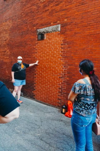 The History and Hauntings of Salem Walking Tour Review