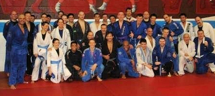 Fred's crew at Evolve Academy