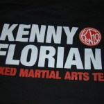 Kenny Florian UFC 118 Training at the Dojo, etc. (VIDEO)