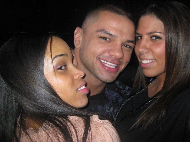 Lana Williams, Thiago Alves, Linda Dee