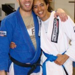 MMA Fighters: Guess Who Got Her Blue Belt in Brazilian Jiu Jitsu?