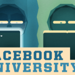 Active Facebook users are more likely to stay in college (infographic)
