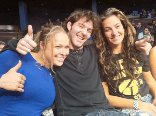 Women's MMA in the Olympics? Strikeforce Fighters Miesha Tate and ...